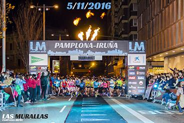Correr en Pamplona